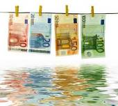 money-laundry-with-water-reflection-effect